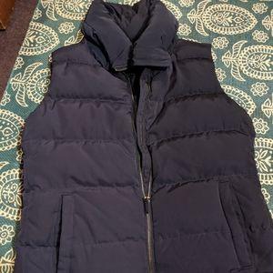 Talbots Petite Puffer Down Vest